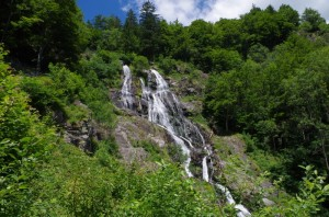 Todtnau Wasserfall Cascada Todtnau