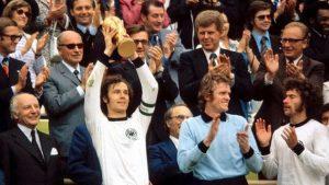 2º Mundial de Alemania 1974