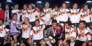 3º Mundial de Alemania 1990