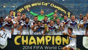 4º Mundial de Alemania 2014