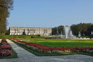 Castillo Herrenchiemsee Alemania 1