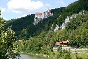 Castillo de Prunn Baviera Alemania 1