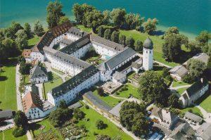 Convento de Frauenchiemsee Alemania 1