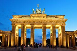 Puerta de Brandenburgo Berlin