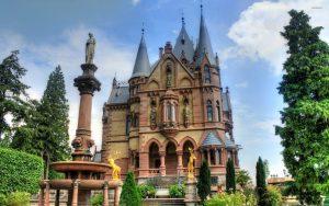 Castillo de Drachenburg Alemania