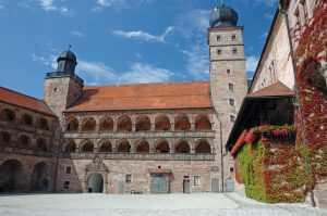 Castillo de Plassenburg Kulmbach Alemania