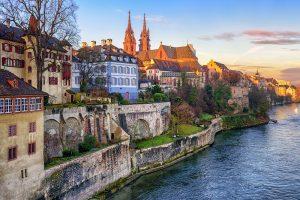 Basilea Suiza