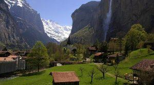 Cataratas de Lauterbrunnen Schweiz 1