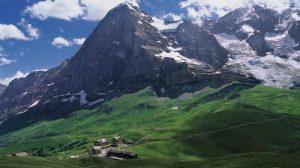 Montaña Eiger Schweiz