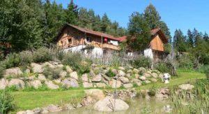 Cabaña de montaña en Baviera