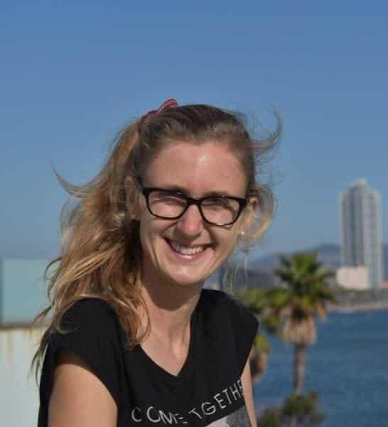 Natalie. Profesora nativa de alemán plurilingüe.