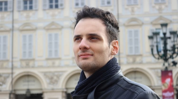 Davi. Profesor de alemán bilingüe, aleman-italiano