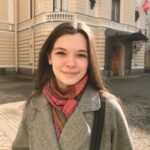 Aleksandra. Profesora de alemán poliglota muy cualificada