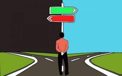 Diferencia entre zu einer Entscheidung kommen y eine Entscheidung treffen